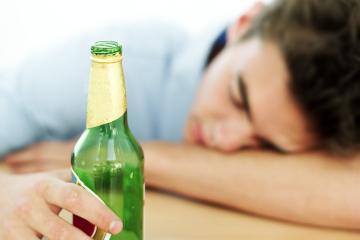 alkohol i jakość snu